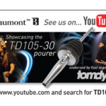 Tom Dyer pourer youtube banner
