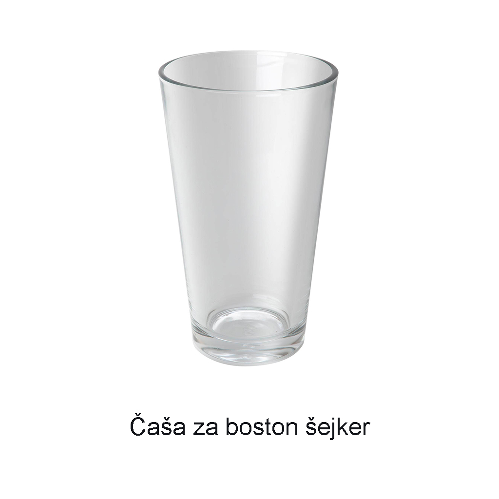 Čaša za boston šejker