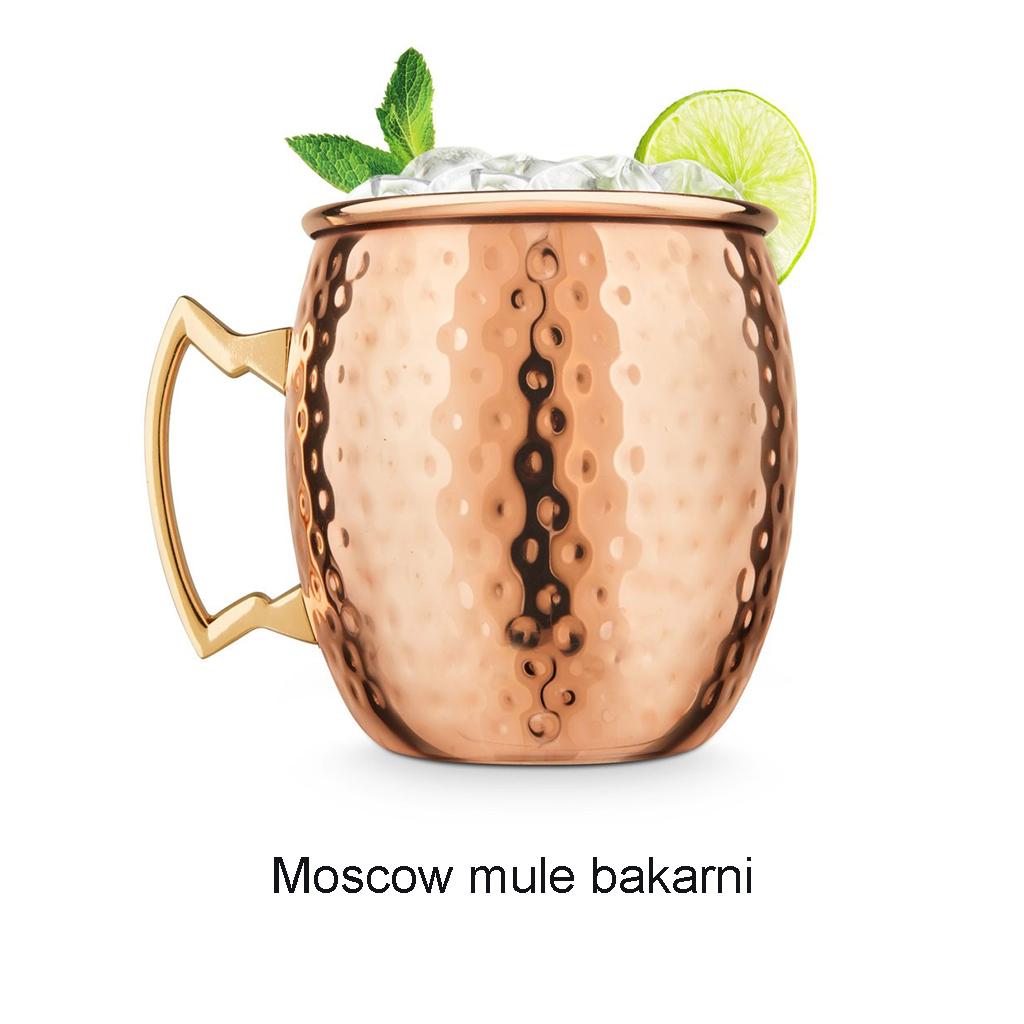 Moscow mule bakarni