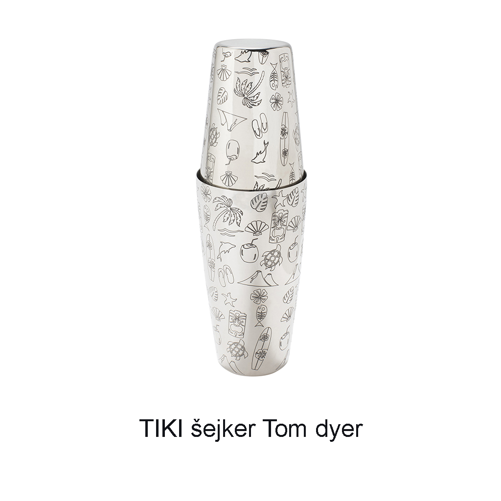 TIKI šejker Tom dyer
