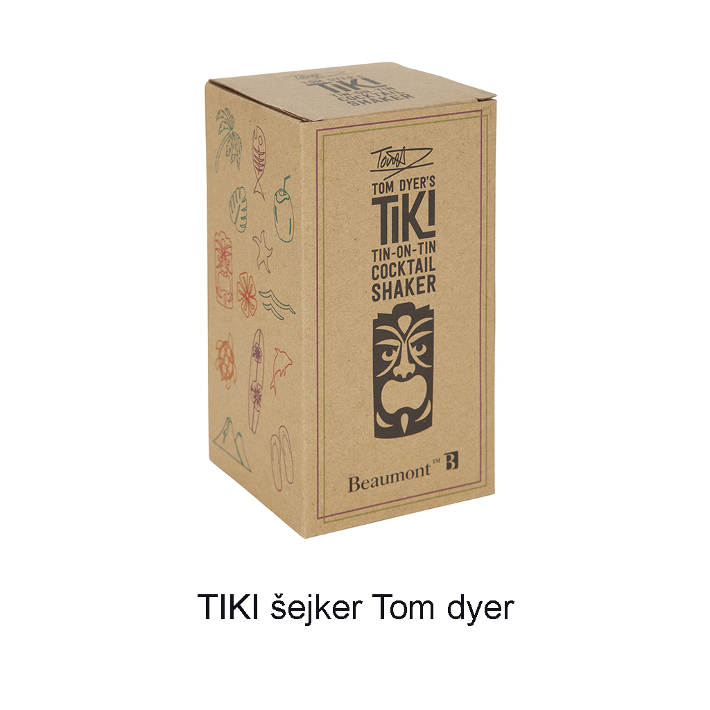 TIKI šejker Tom dyer2