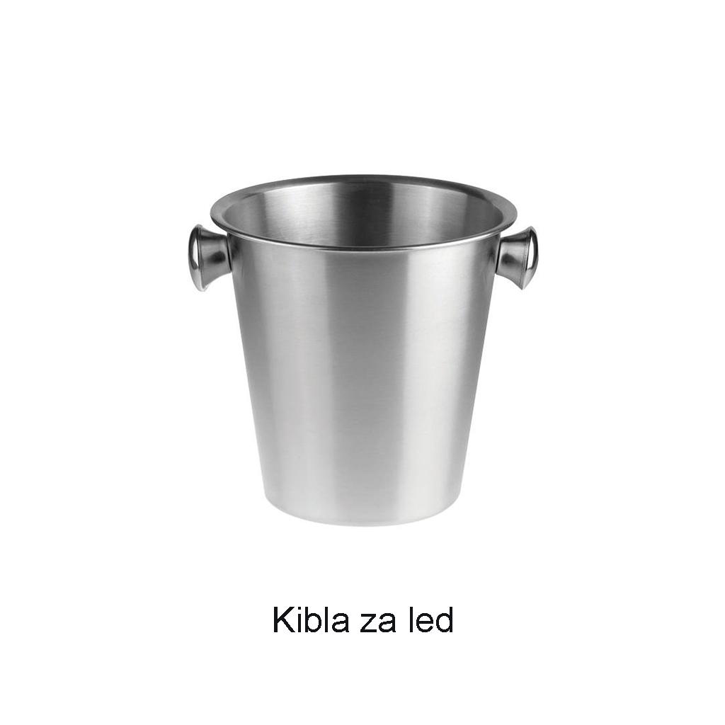Kibla za led