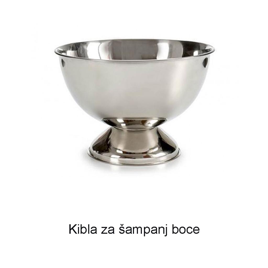 Kibla za šampanj boce