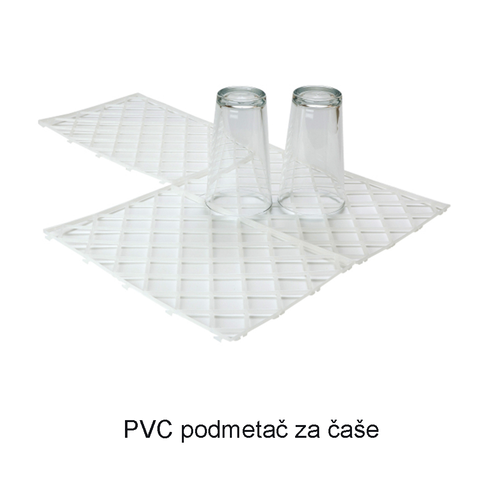 PVC podmetač za čaše